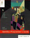 Inside Macintosh : Opendoc Programmer's Guide, Apple Computers, Inc. Staff, 0201479540