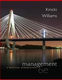 Management : A Practical Introduction, Kinicki, Angelo and Williams, Brian K., 0078029546
