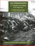 Counteroffensive: U. S. Marines from Pohang to No Name Line, Ronald Brown, 1482069547