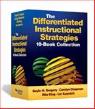 The Differentiated Instructional Strategies Collection, Gregory, Gayle H. and Chapman, Carolyn M., 1412949556
