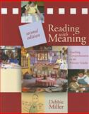 Reading with Meaning : Teaching Comprehension in the Primary Grades, Debbie Miller, 1571109552