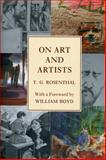On Art and Artists, T. G. Rosenthal, 1906509557