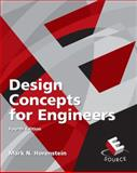Design Concepts for Engineers, Horenstein, Mark N., 013606955X