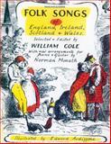 Folk Songs of England, Ireland, Scotland and Wales, , 0897249550