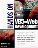 Hands on VB5 for Web Development, Peter Aiken, 0761509550