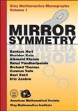 Mirror Symmetry 9780821829554