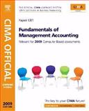 CIMA Official Learning System Fundamentals of Management Accounting, Walker, Janet, 0750689552