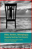 Bible, Borders, Belonging(S), Jione Havea, 1589839552