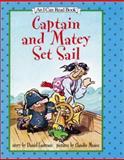 Captain and Matey Set Sail, Daniel Laurence, 0060289562
