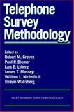 Telephone Survey Methodology 9780471209560