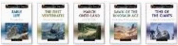The Prehistoric Earth Set, 5-Volumes, Holmes, Thom, 081605956X