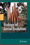 Ecology of Social Evolution, Korb, Judith, 3540759565