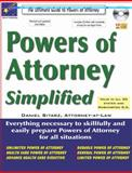 Powers of Attorney Simplified, 2nd Edition, Daniel Sitarz, 1892949563