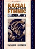 Racial and Ethnic Relations in America, McLemore, S. Dale and Romo, Harriett, 0205199569