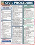 Civil Procedure, Inc. BarCharts, 157222956X