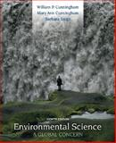 Environmental Science : A Global Concern, Cunningham, William P. and Cunningham, Mary Ann, 0072439564