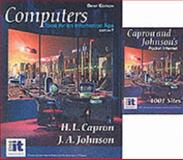 Computers : Tools for an Information Age, Capron, H. L. and Johnson, J. A., 013091956X