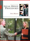 Legal Office Procedures, Joyce Morton, 013220956X