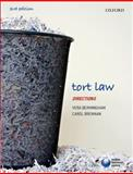 Tort Law Directions, Bermingham, Vera and Brennan, Carol, 0199639566