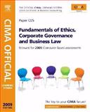 CIMA Official Learning System Fundamentals of Ethics, Corporate Governance and Business Law, Brown, Anthony F. T. and Bampton, Kevin, 0750689560