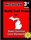 Michigan 3rd Grade Math Test Prep, Teachers Treasures, 1482509563