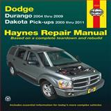 Dodge Durango (2004 Thru 2009) and Dakota Pick-Ups (2005 Thru 2011), John A. Wegmann, 1563929562