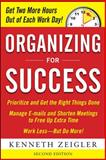 Organizing for Success, Second Edition 9780071739566