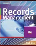 Records Management, Ginn, Mary Lea and Read, Judith, 0538729562