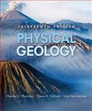 Physical Geology, Plummer, Charles (Carlos) and Carlson, Diane, 0077449568