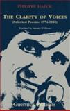 The Clarity of Voices, Philippe Haeck, 0919349560