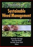 Handbook of Sustainable Weed Management 9781560229568