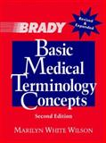 Basic Medical Terminology Concepts 9780835949569