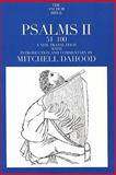 Psalms II 51-100, Dahood, Mitchell, 0300139578