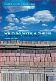 Writing with a Thesis (with 2009 MLA Update Card), Skwire, Sarah E. and Skwire, David, 0495899577
