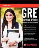 GRE Analytical Writing, Vibrant Publishers, 1466399570