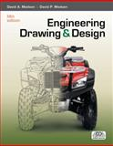 Engineering Drawing and Design, Madsen, David A. and Madsen, David P., 1111309574