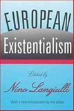 European Existentialism, Langiulli, Nino, 1560009578