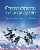 Communication in Everyday Life, McMahan, David T. and Duck, Steve W., 1412969573