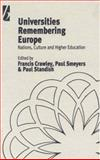 Universities Remembering Europe, Francis Crawley, 1571819576