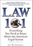 Law 101, Jay M. Feinman, 0195179579