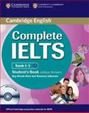 Complete IELTS Bands, Guy Brook-Hart and Vanessa Jakeman, 0521179572