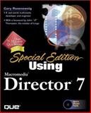 Using Macromedia Director X, Rosenzweig, Gary, 0789719576