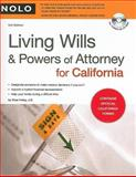 Living Wills and Powers of Attorney for California, Shae Irving, 1413309577