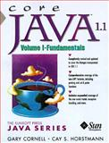 Core Java 1.1 Vol. 1 : Fundamentals, Cornell, Gary and Horstmann, Cay S., 0137669577