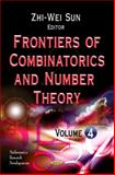 Frontiers of Combinatorics and Number Theory, Zhi-Wei Sun, 1628089571