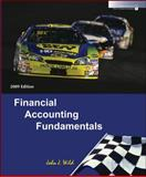 Financial Accounting Fundamentals 2010 Edition, Wild, John J., 0073379573