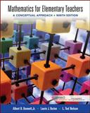 Mathematics for Elementary Teachers 9780073519579