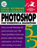 Photoshop 5.5 for Windows and Macintosh, Weinmann, Elaine and Lourekas, Peter, 0201699575