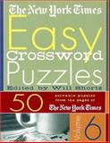 The New York Times Easy Crosswords Puzzles, New York Times Staff, 0312339577