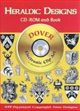 Heraldic Designs, Dover Staff, 0486999572